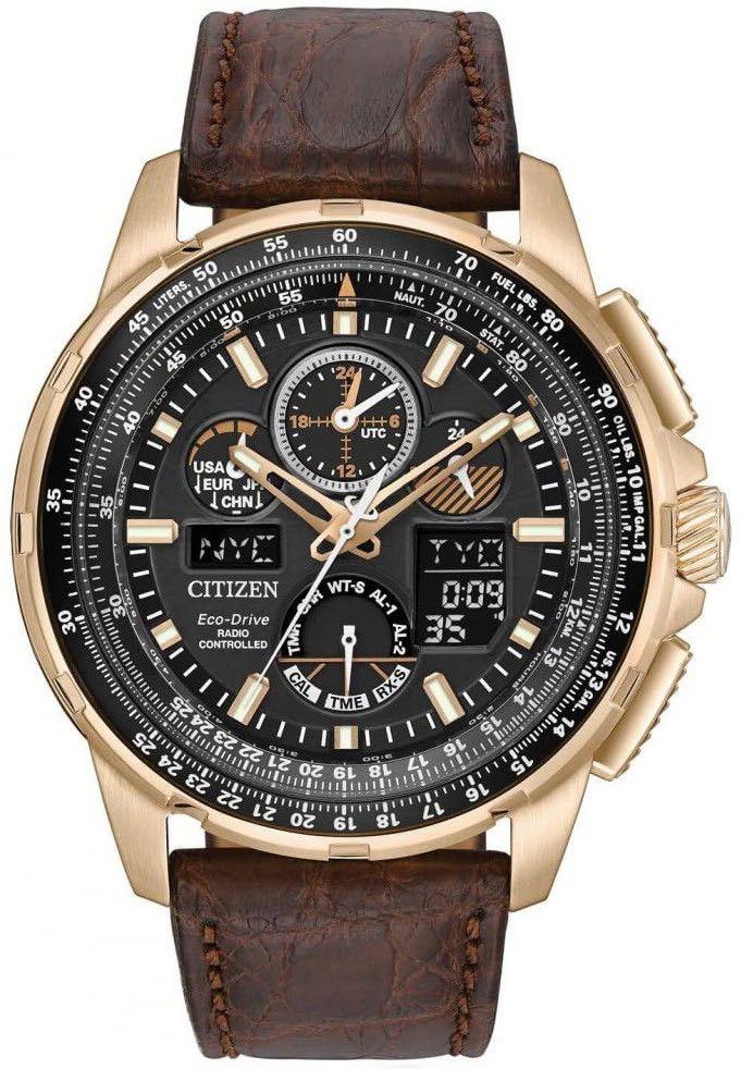 Reloj Citizen Eco Drive para hombre de la edición limitada  abfa1e76d8