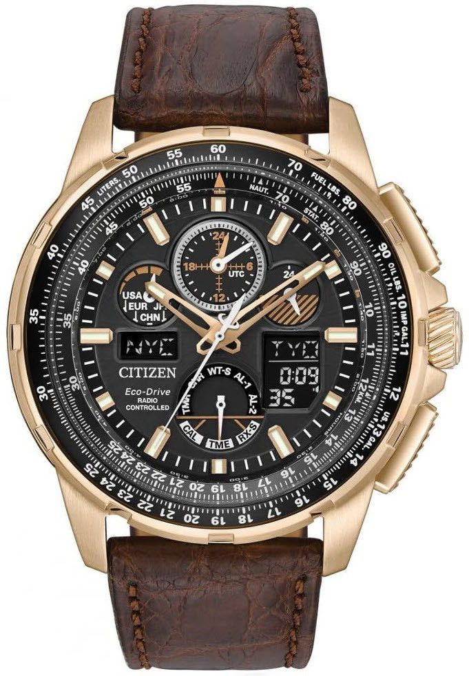83773da5f7b Reloj Citizen Eco Drive para hombre de la edición limitada