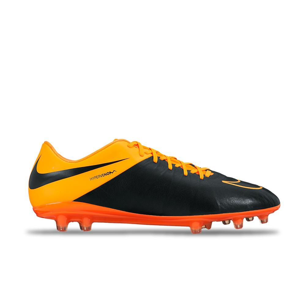 8c4455813aa6 Nike Hypervenom Phinish II Tech Craft FG - Black   Total Orange - Released  August 13