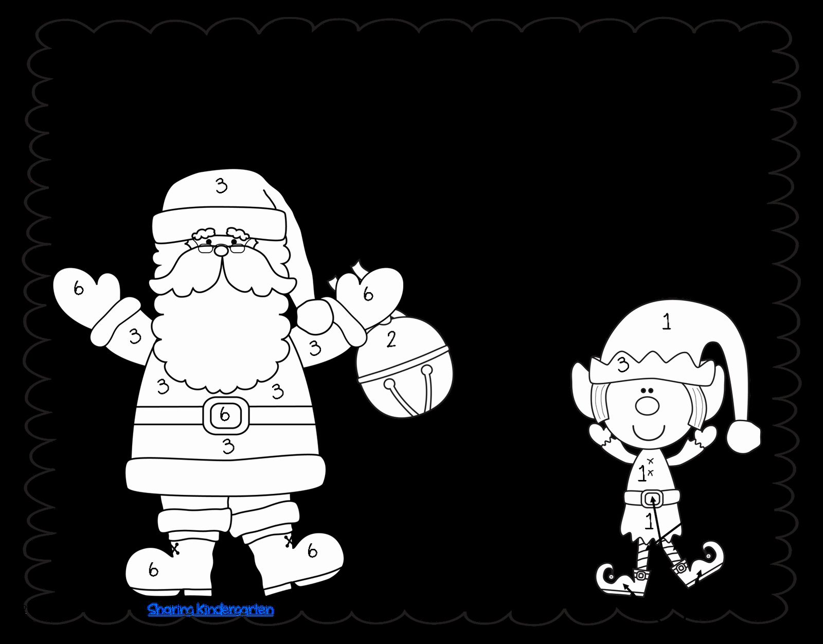 Polar Express Coloring Pages In