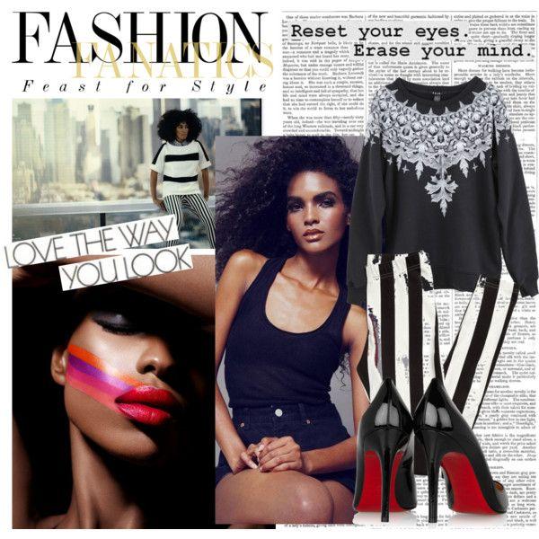 """Fashion Fanatics"" by sassiegirl on Polyvore"