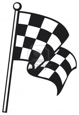 checkered flag racing checkered flag finishing checkered flag rh pinterest com double checkered flag clip art checkered flag clip art downloads