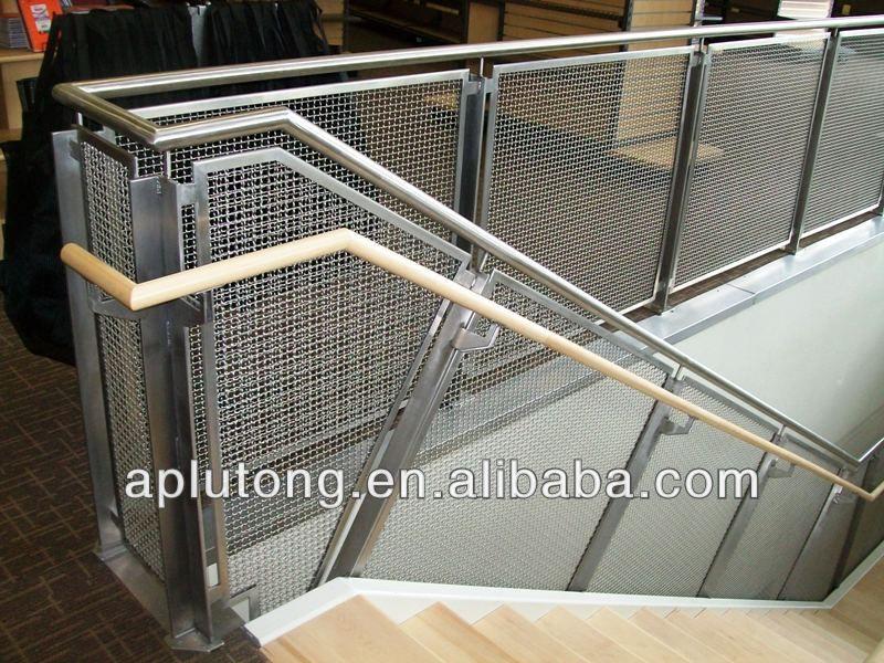 Best Chain Link Balustrade Google Search Exterior Handrail 400 x 300
