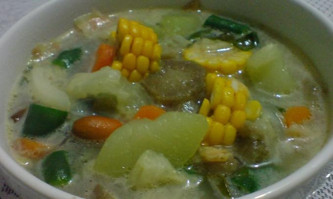 Resep Sayur Lodeh Dan Cara Membuatnya Resep Resep Masakan Indonesia Resep Masakan