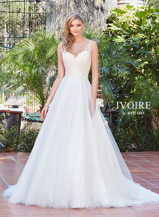 The hottest styles and best selection of wedding gowns are found at ...