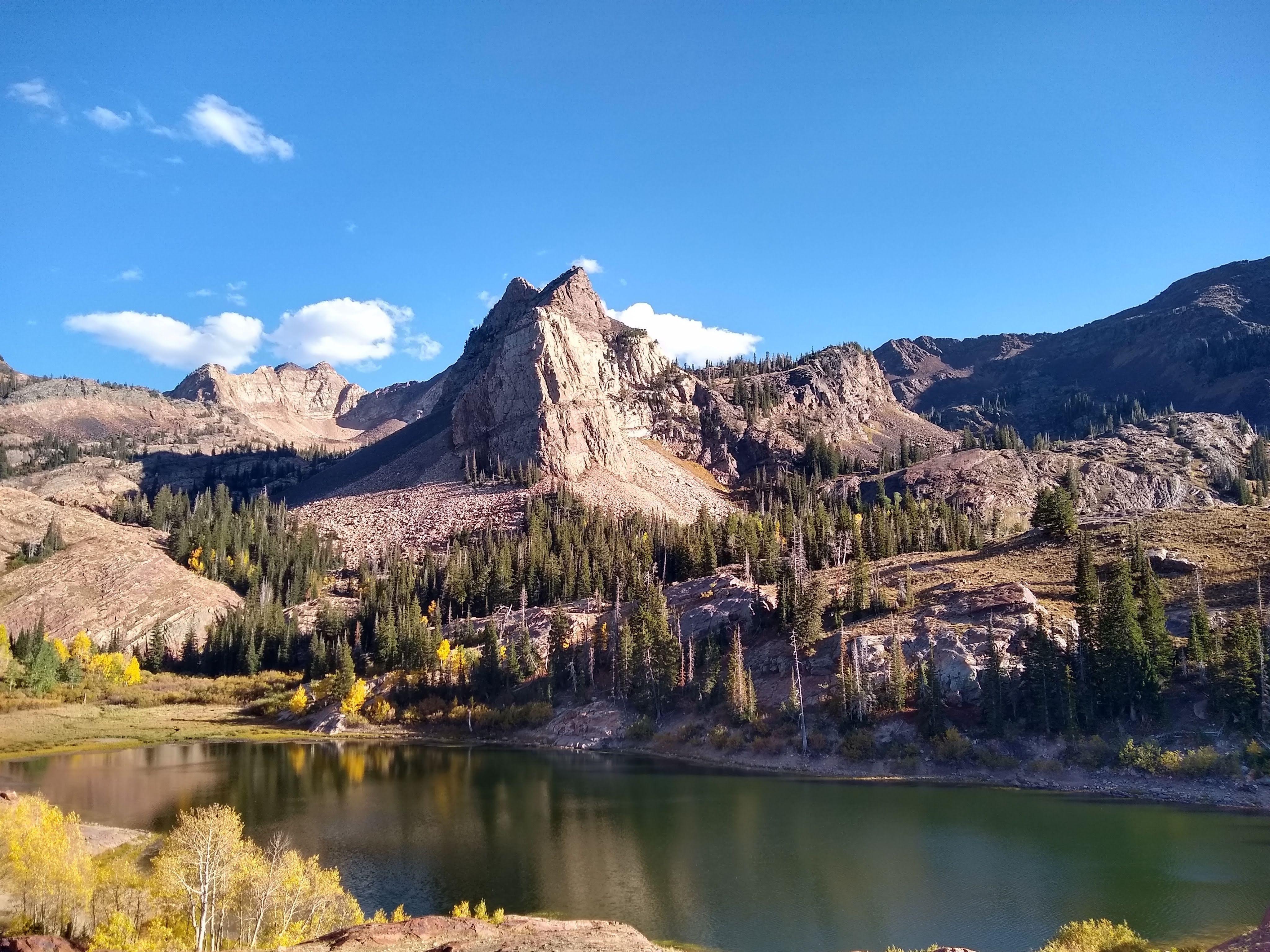 Lake Blanche Near Salt Lake City Utah Oc 4096 X 3072 Salt Lake City Utah Salt Lake City Lake