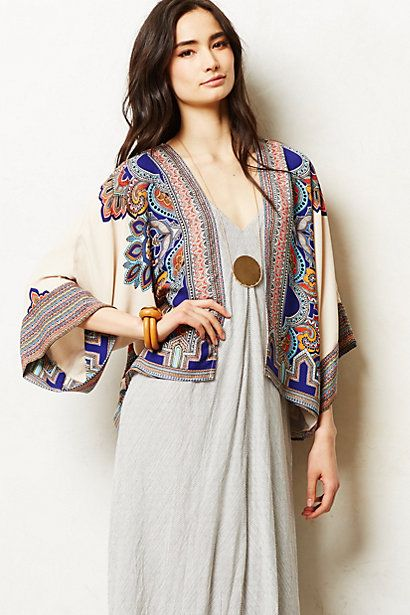 Tingi Jacket #anthropologie