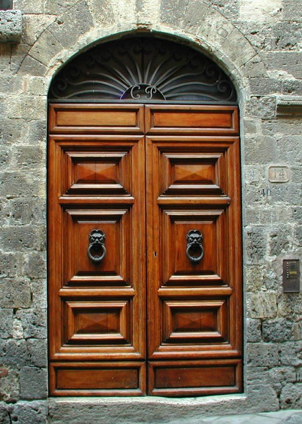 Merveilleux Absolutely Gorgeous Italian Door