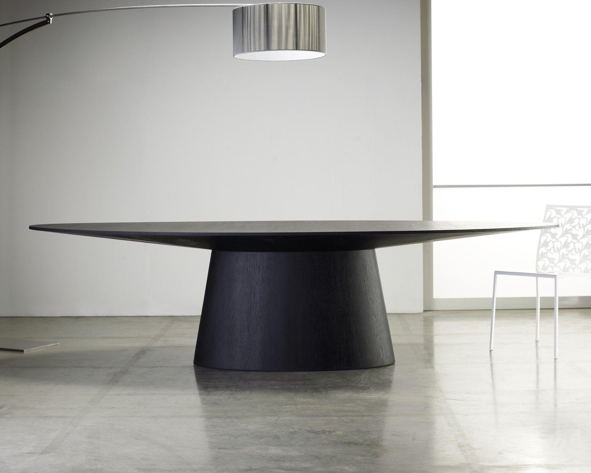 Modloft Sullivan Oval Dining Table Allmodern Esstisch