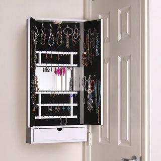 Delightful Cabidor Door Mount Jewelry Storage Cabinet | Overstock™ Shopping   Great  Deals On Other