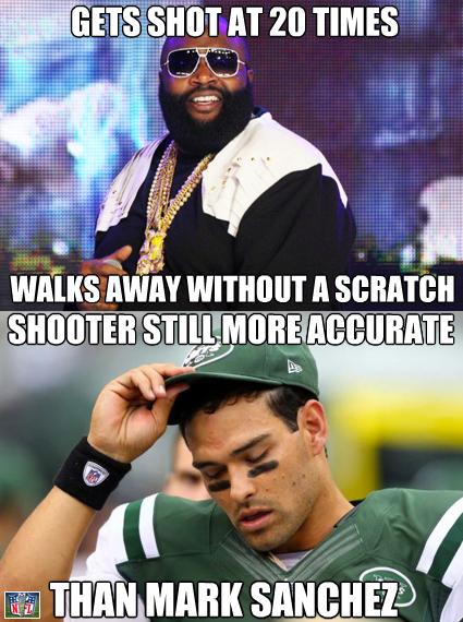 Nfl Memes Mark Sanchez Nfl Funny Sports Joke Football Funny