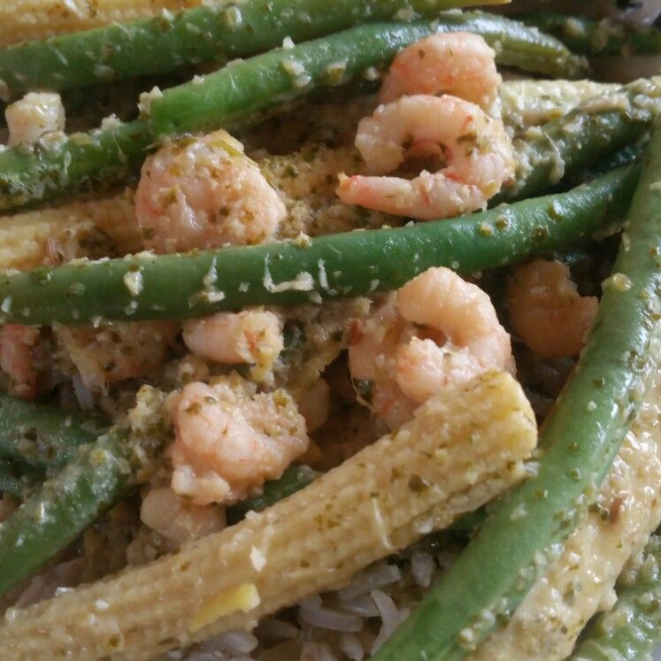 Spicy prawn curry with green beans baby corn and coconut milk spicy prawn curry with green beans baby corn and coconut milk slightly adapted from a jamie oliver recipe card i picked up many years ago in sainsburys forumfinder Choice Image