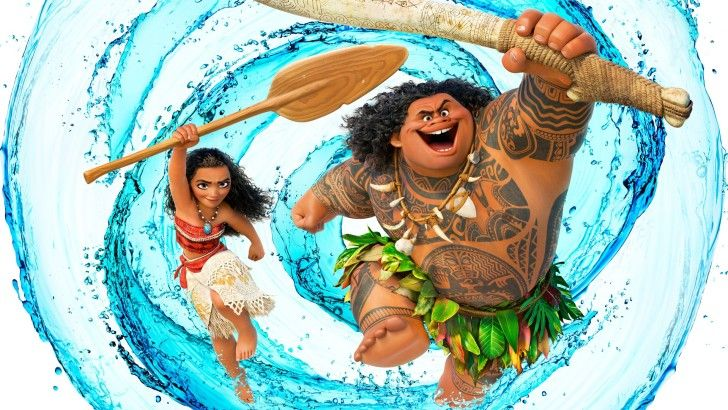 Moana And Maui Disney Movie Wallpaper Maui Moana Moana