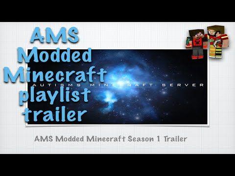 AMS Modded Minecraft Playlist Trailer - http://dancedancenow.com/minecraft-backup/ams-modded-minecraft-playlist-trailer/
