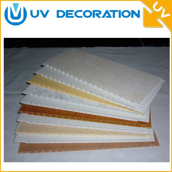 Cheap commercial insulated decorative bathroom pvc ceiling