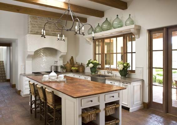 The Tile Shop Design By Kirsty 5 23 10 5 30 10 Mediterranean Kitchen Design Spanish Style Kitchen Kitchen Design