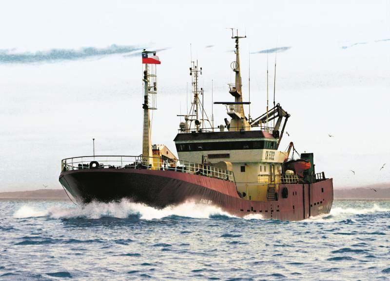 Pesquero chileno, preocupación por el fallo del Tribunal de La Haya -  Nov. 2012