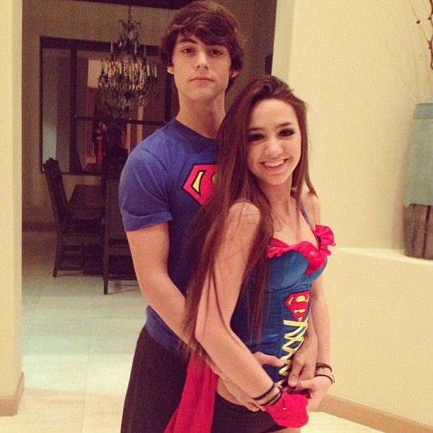 Hayden Natalie On Taking Super Hero PicturesThey Like - 28 awesome halloween costumes couples