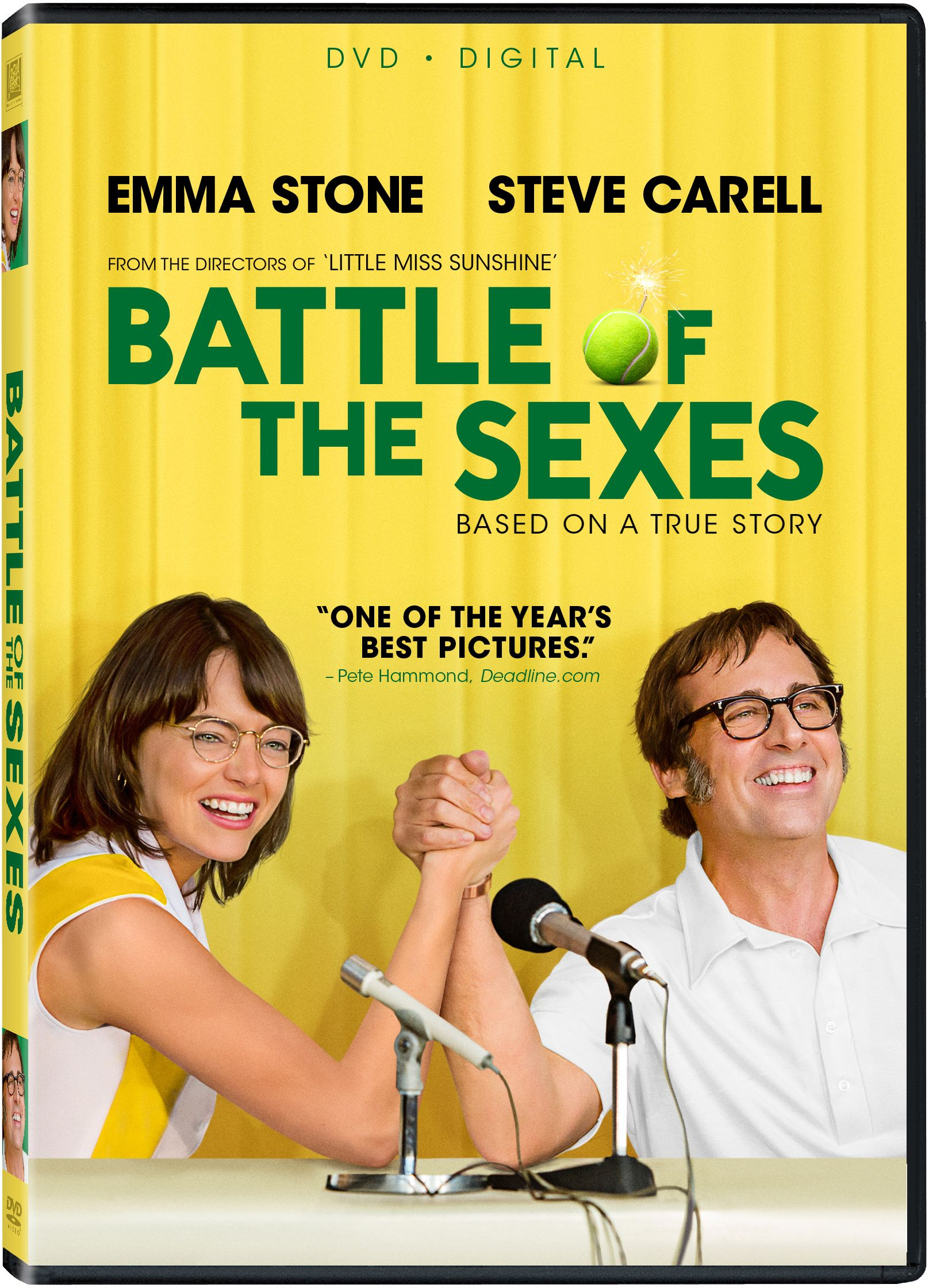 Battle Of The Sexes Dvd Digital Sexes Battle Digital The