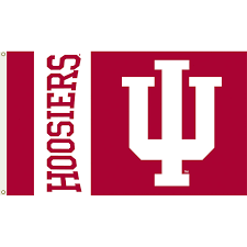 Image Result For Indiana Hoosiers Logo Indiana Hoosiers Indiana Flag Hoosiers