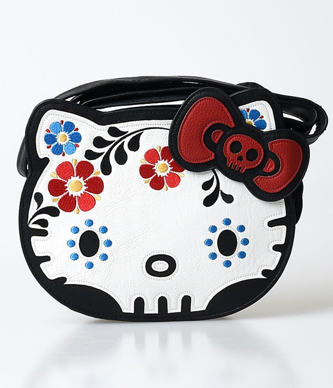 ce7c9a941 Day of the Hello Kitty Crossbody Bag. | Hello Kitty Purse | Hello ...