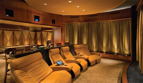 Audiovisions 10 Section 2800 Square Foot Lake Forest Experience