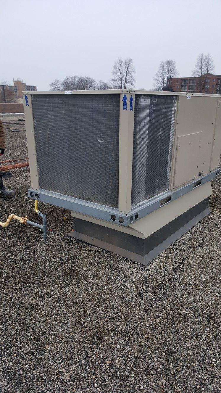 5 ton 3 phase Rooftop unit | hvac | Home appliances, Outdoor storage