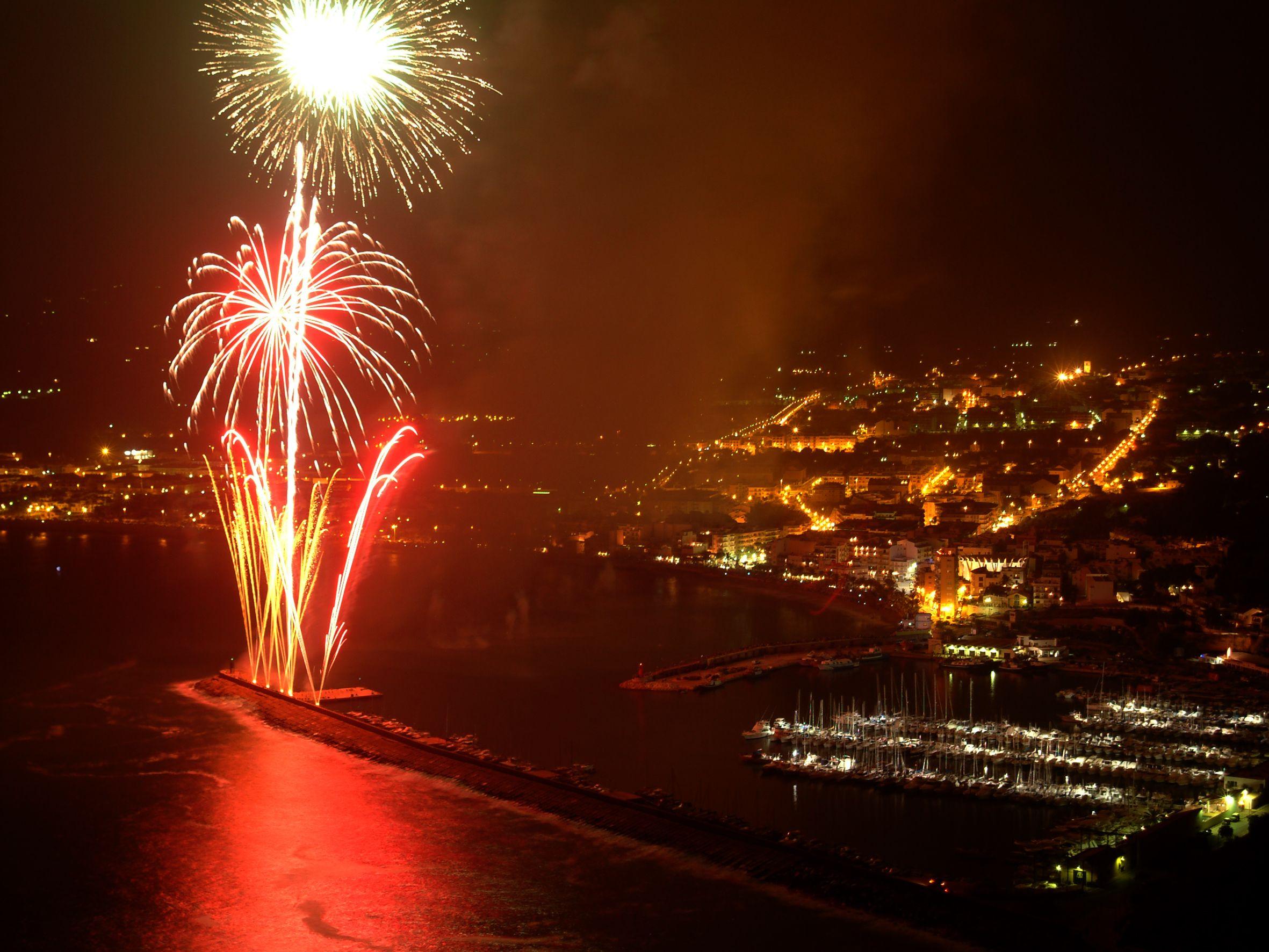 Nit dels Focs - Portal Turístico de Xàbia - Ayuntamiento de Xàbia
