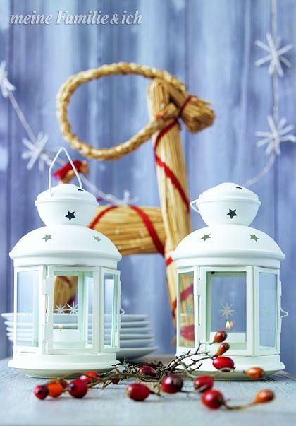 pin von meine familie ich auf weihnachten dekorieren pinterest weihnachten nordische. Black Bedroom Furniture Sets. Home Design Ideas