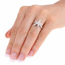 starfish engagement ring Google Search Engagement Rings Mermaid