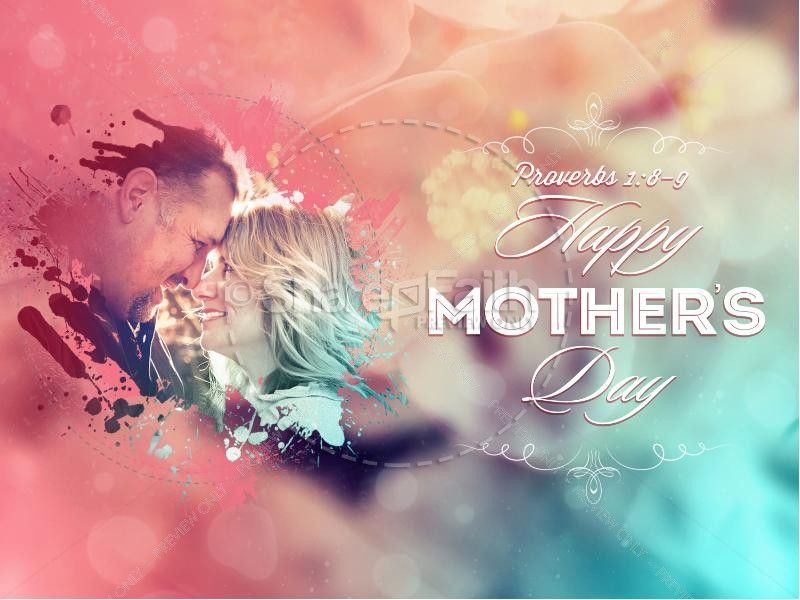 mother s day powerpoint template