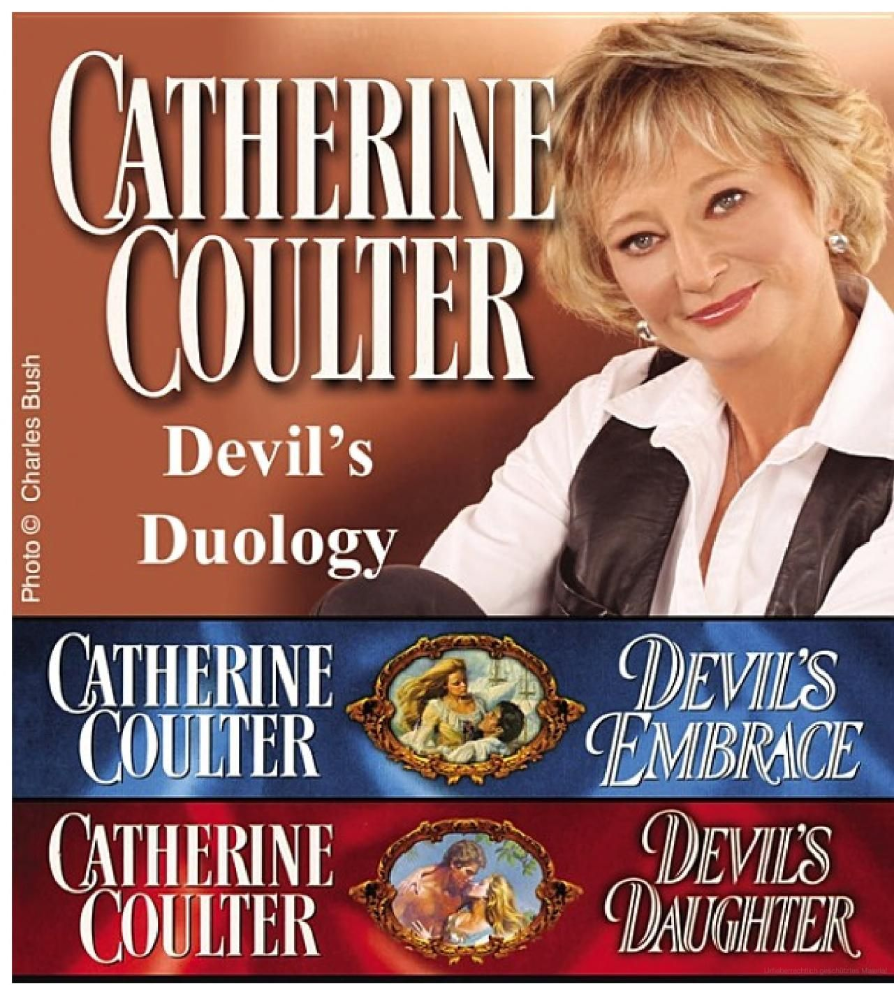 Catherine Coulter Libros Catherine Coulter The Devil S Duology Other Western Historical