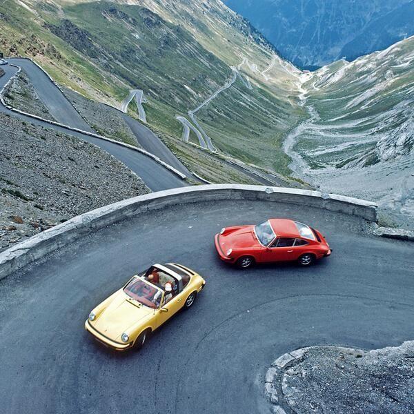 Vintage Porsche, Porsche 911, Porsche 911 Targa
