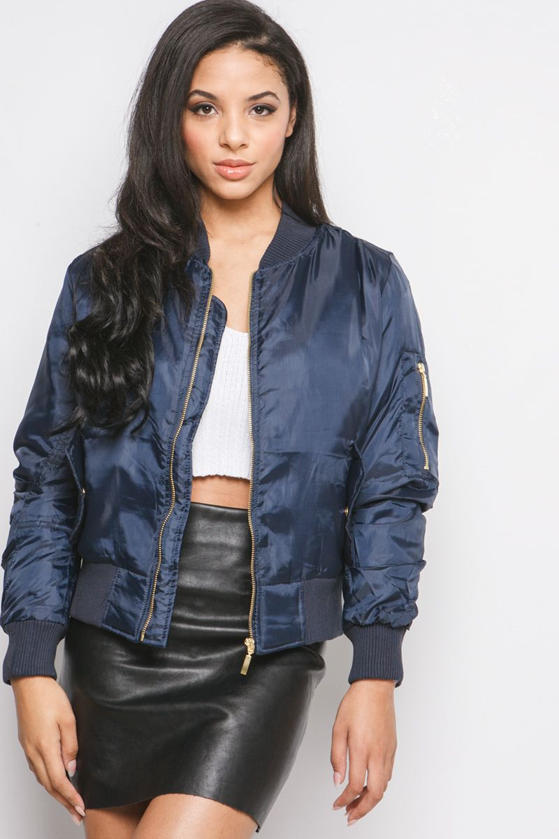 1, results for blue women's bomber jacket Save blue women's bomber jacket to get e-mail alerts and updates on your eBay Feed. Unfollow blue women's bomber jacket to .