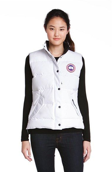 canada goose vest online