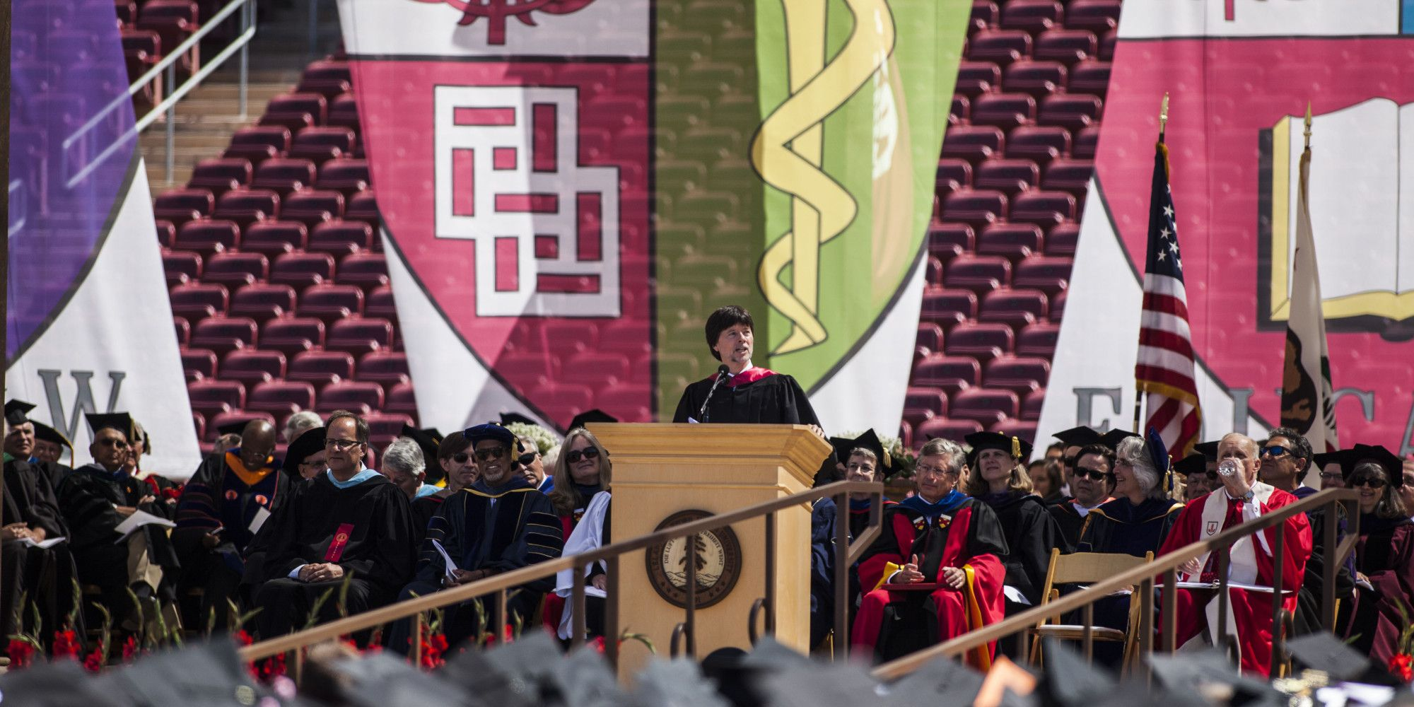 STANFORD UNIVERSITY COMMENCEMENT                                                       June 12th, 2016                                         ...