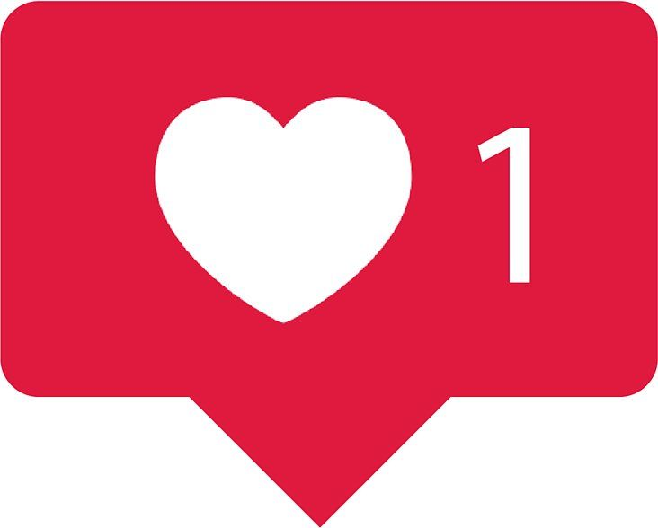 Instagram Like Sticker By Phantastique Instagram Logo Instagram New Instagram Logo