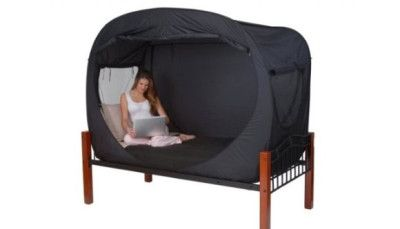 Pop Up Privacy Bed Tent Creative Ideas