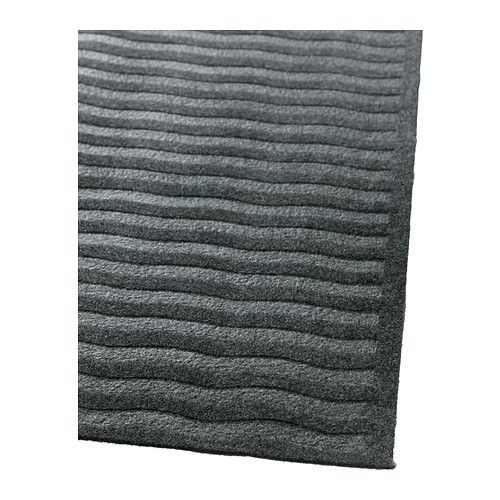 LynÄs Door Mat Ikea Latex Backing Keeps The Firmly In Place 26 X 39 5 20 4 59 9