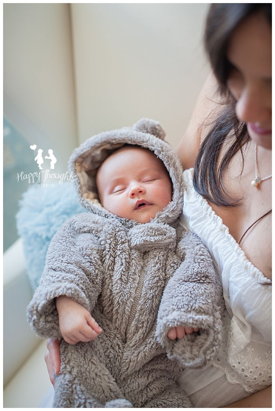 At Home Newborn Baby Boy Photography Happy Thoughts Newborns