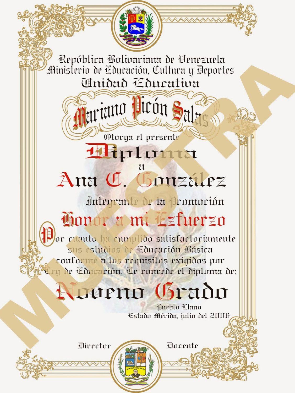 Plantillas Para Diplomas Redibujadas En Coreldraw (con Texto ...