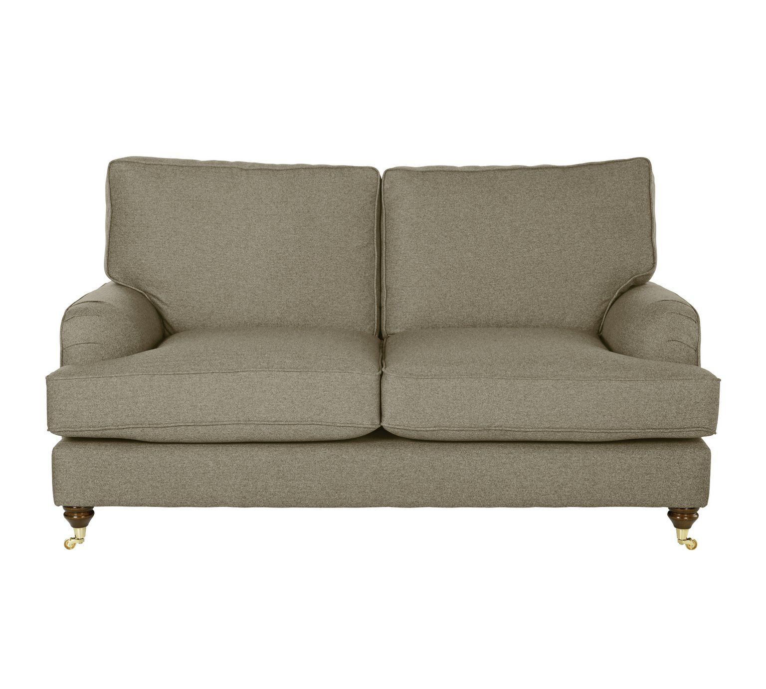 Swell Buy Heart Of House Abberton 2 Seater Sofa Natural Tweed At Bralicious Painted Fabric Chair Ideas Braliciousco