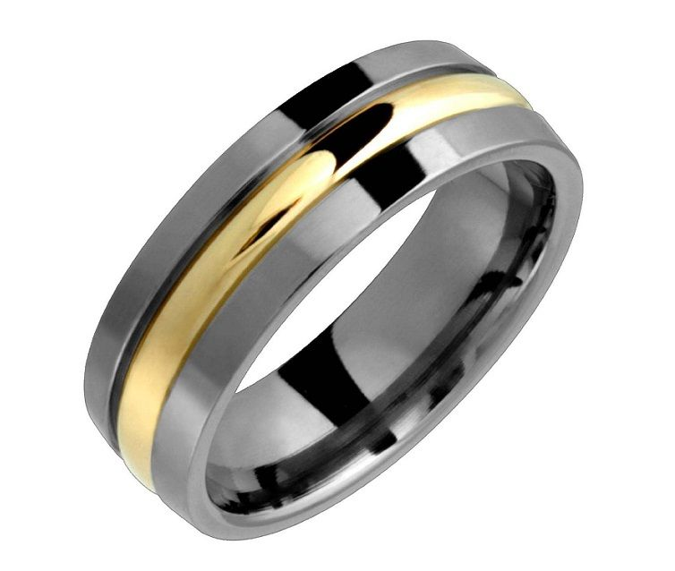 Titanium Wedding Bands For Men Pros And Cons 2 Jpg 754 638 Titanium Wedding Band Titanium Wedding Mens Wedding Bands