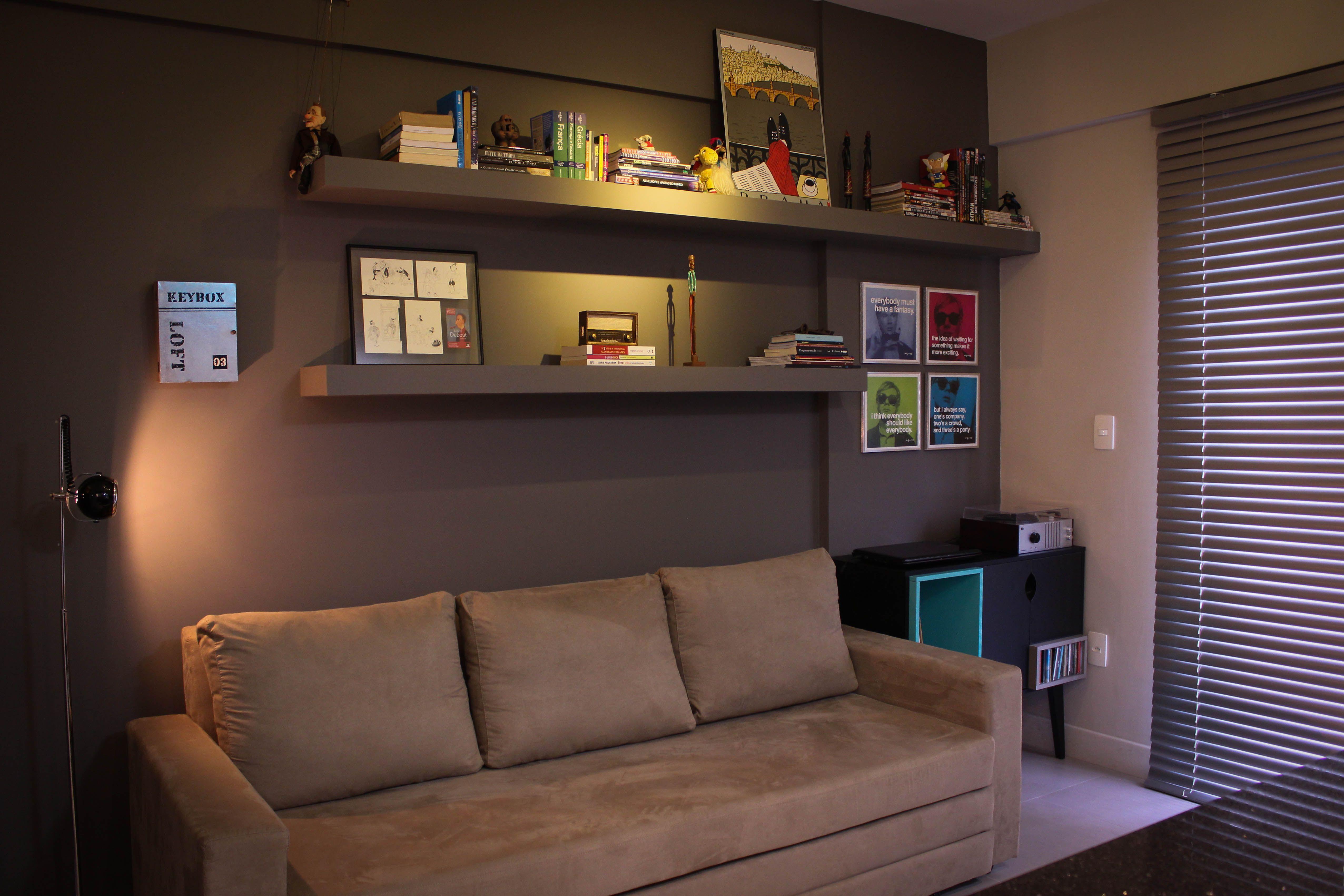 Coral Cinza De Grife Pesquisa Google Ideias Para A Casa  -> Sala Cinza Com Sofa Marrom