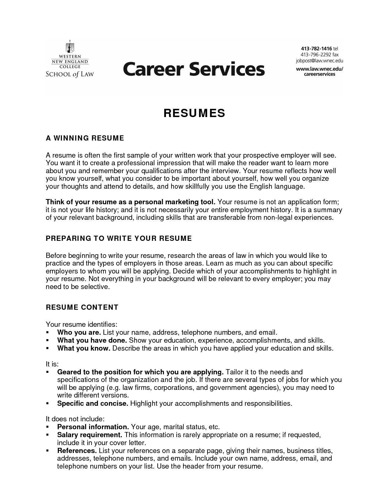 Tell Me Something That Is Not On Your Resume Fresh Awesome What Does A Job Resume Look Like Resume Objective Statement Student Resume Template Resume Skills