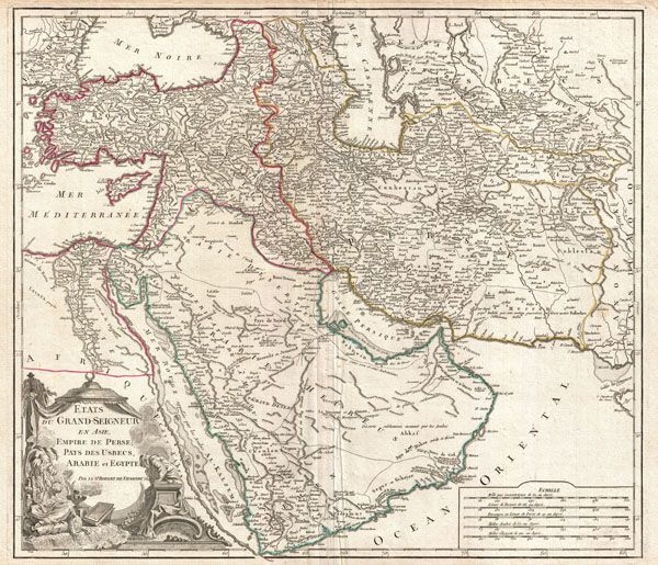 Map Of Turkey And Egypt