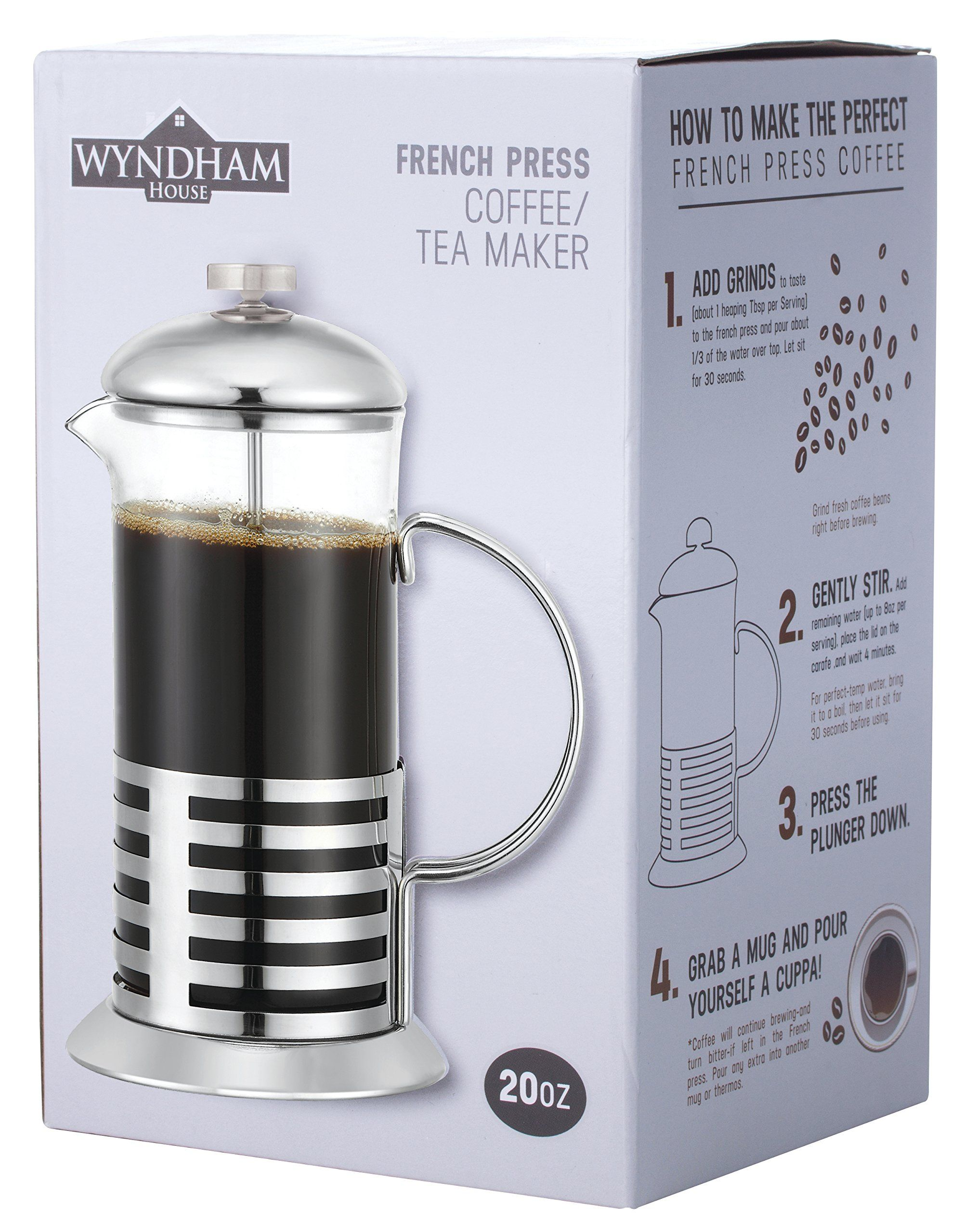 Bnf Ktfrprs French Press Coffee Maker 20 Oz More Info Could Be Found At The Image Url It Is Amazo French Press Coffee French Press Coffee Maker Coffee Press