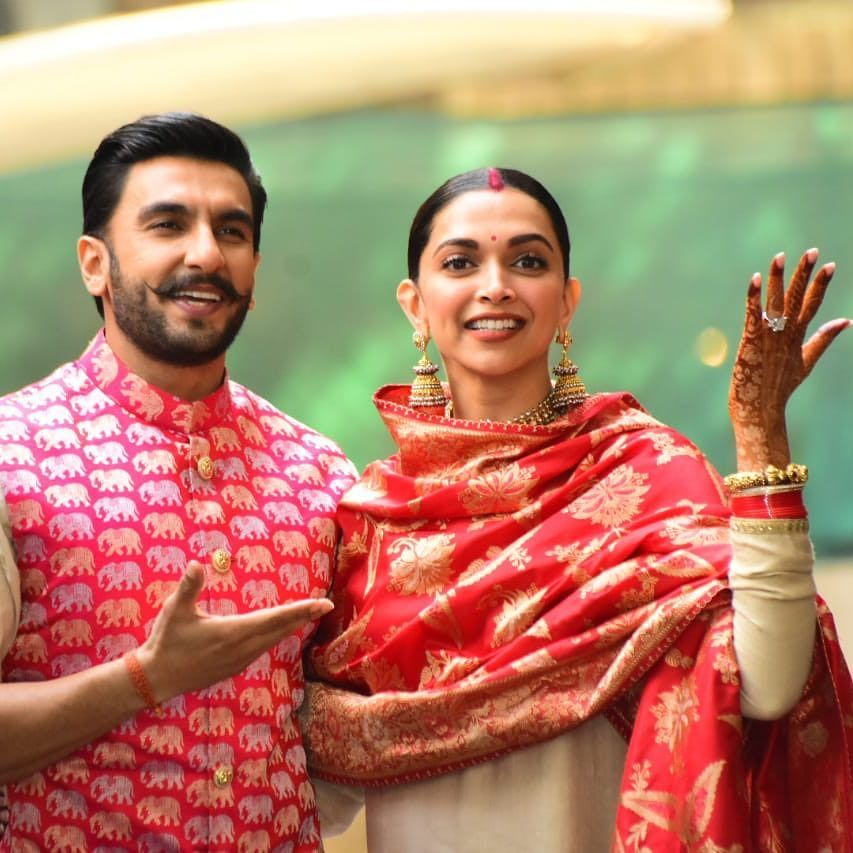 Bhavnani Family Welcomes The New Bride Deepika Padukone With An Open Heart And A Big Smile Hungryboo Deepika Padukone Ranveer Singh Indian Celebrities