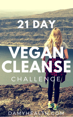 November is World Vegan Month! For us here at DAMY Health this is an opportunity to cleanse, detox and reset. This is the Best 21 Day Vegan Cleanse.