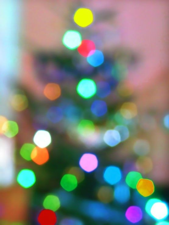 Guirlande lumineuse multicolore pour sapin de noel